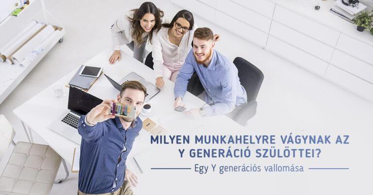 Milyen munkahelyre vágynak az Y generáció szülöttei?