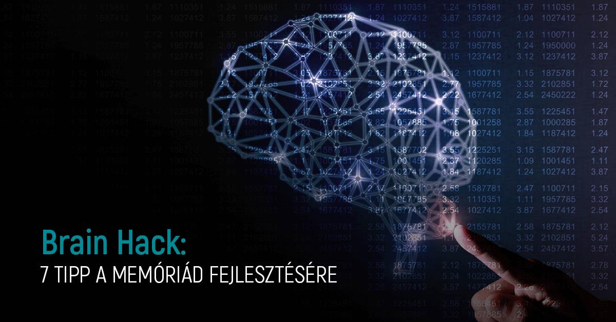 Brain Hack: memória fejlesztés