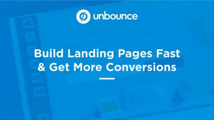 unbounce marketing eszköz
